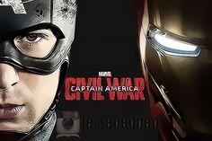 #vector #vectorart #photoshop #artwork #civilwar #marvel #ironman #captainamerica  Vector art marvel civil war by Pascal