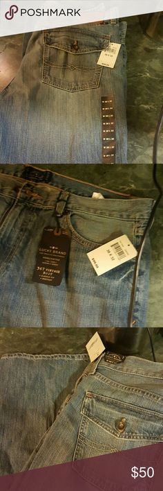 Lucky Brand jeans Nwt super nice jeans just did not fit my son Jeans Boot Cut