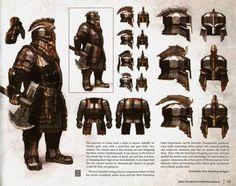 Iron Hill Dwarf Armour 2 photo ironhilldwarves2_zpsf98d1fcf.jpg