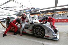 Tom Kristensen Audi 24H du Mans France