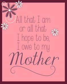 Honor the Mother by behappyme on Pinterest | Mom Humor, Mother's ...