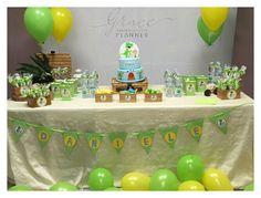 Dino's party