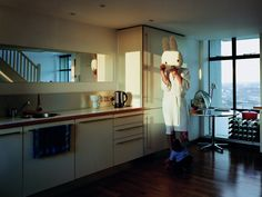 Hannah Starkey Untitled – March 2002 c-type print 122 x 162 cm 2002 Narrative Photography, Fine Art Photography, Contemporary Photography, Contemporary Landscape, Music Essay, Jeff Wall, Andreas Gursky, Cut Out Art, Cindy Sherman