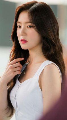 Irene from Redvelvet Red Velvet アイリーン, Red Velvet Irene, Pelo Ulzzang, Ulzzang Girl, Seulgi, Korean Beauty, Asian Beauty, Asian Woman, Asian Girl