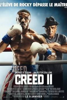 Creed II FULL MOVIE Streaming Online in Video Quality # Sylvester Stallone, Clint Eastwood, Robert Downey Jr, Spider Verse, Film Vf, Film Streaming Vf, Man Of The House, Tessa Thompson, Judi Dench