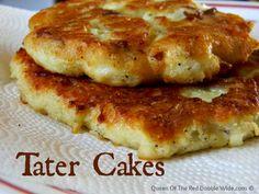 tater cakes