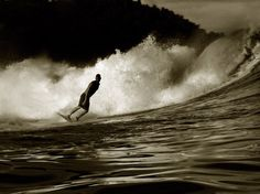"""""""Surfin' Costa Rica"""" photography art fabric wall decal oversize mural by Joellejoy for GreenBox Art + Culture $189"""