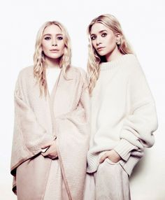 Mary-Kate and Ashley Olsen The EDIT