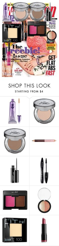 """Chloë Grace Moretz Inspired Makeup! ♡"" by oroartye-1 on Polyvore featuring beauty, Urban Decay, NYX, MAC Cosmetics, Lancôme, e.l.f. and Maybelline"