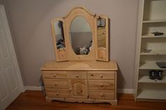 for Sale in Miami Springs, FL - OfferUp Childrens Bedroom Furniture, Bedroom Furniture Sets, Miami Springs, Girls Bedroom Sets, Pine Dresser, Farmhouse, Things To Sell, Mirror, Collection