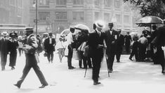 Experience the sights and sounds of New York City all the way back in 1911. Guy Jones lovingly remastered footage originally captured by Swedish company Svenska Biografteatern.