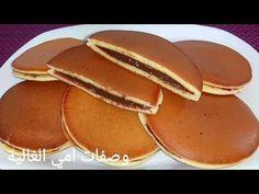 البانكيك راااائع وساااهل جداا في التحضير وناجح من اول تجربة - YouTube Beignets, Pancakes, Sweets, Cooking, Breakfast, Youtube, Food, Pie, Waffles