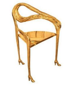 Salvador Dali Chair  #Salvador Dali #Dali #Chair
