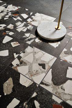 Fioranese-i-cocci-9, Гостиная, Ванная, Фактура под камень, Фактура под бетон, Глазурованный керамогранит, универсальная, Матовая, Ректифицированный