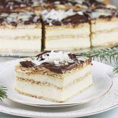 Świetny sernik gotowany z prawdziwego twarogu mielonego. To sernik dla osób, które nie mają piekarnika lub też lubią eksperymentować w kuchni. Zobacz mój najlepszy przepis na sernik gotowany na herbatnikach. Bourbon, Tiramisu, Cooking Recipes, Baking, Cake, Ethnic Recipes, Noel, Kuchen, Recipies