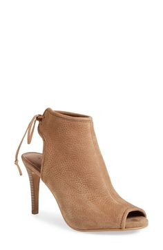 Lucky Brand 'Saiff' Peep Toe Sandal (Women) available at #Nordstrom