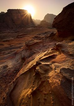 Wadi Araba, Petra, Jordan.