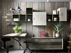 Sectional lacquered floating bookcase 5punto7 Collection by Shake