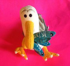 Disney Finding Nemo Mine Mine Mine Seagull Plush New with Tags RARE | eBay