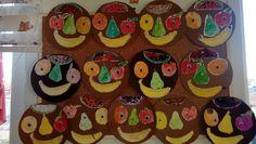 Yerli malı haftası meyveli yüz etkinliği