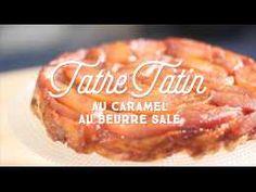 Tarte Tatin au caramel au beurre salé