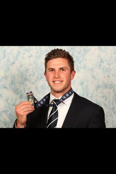 John Nicholls Medal 2011 - Marc Murphy