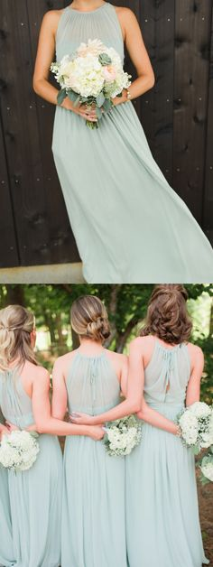 long bridesmaid dress, sage bridesmaid dress, mint bridesmaid dress, 2017 bridesmaid dress, wedding party dress