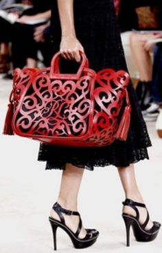 Fabulous Spring 2013 Handbag Ralph Lauren, www.LadiesStylish.com ... Awesome. #ElegantBags
