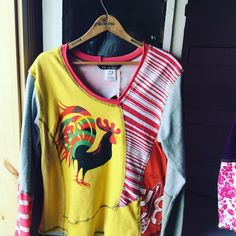 Sustainable Fashion Blouses, Shirts and Tops. Elisabethan creates one-of-a kind handmade items. Sustainable Clothing, Sustainable Fashion, Paonia Colorado, Great Cuts, Blouse Styles, Comfortable Outfits, Refashion, Upcycle, Cool Outfits