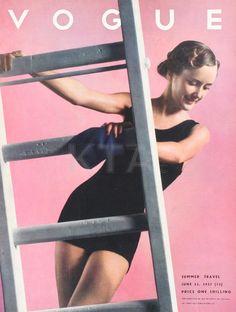 British Vogue, 1937
