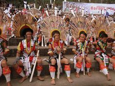 NAGALAND! visit Nagaland for the famous Hornbill festival and interact with the tribes!  Photo by-httpwww.flickr.comphotosahinsajain.jpg