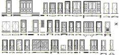 Dwg Adı : İç kapı plan ve görünüş çizimleri  İndirme Linki : http://www.dwgindir.com/puanli/puanli-2-boyutlu-dwgler/puanli-mobilya-ve-ekipmanlari/ic-kapi-plan-ve-gorunus-cizimleri.html