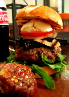 HOW to Grill the PERFECT BURGER!! @ABachelor