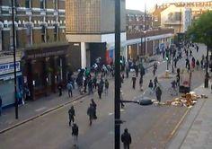 Bethnal Green Riot