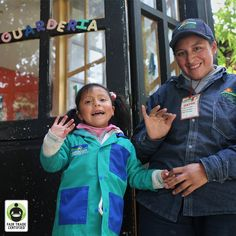 #Flower workers in Ecuador democratically decided to invest #FairTrade funds in a daycare for their #children. Click 'like' for farm workers investing in their community!