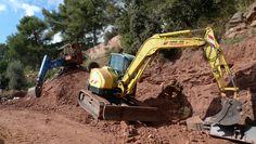Découvrez nos travaux de terrassement #travaux, #architecture #chantier #terrassement #maison