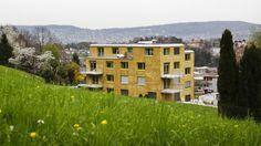 A Zurich, un #immeuble réservé aux personnes souffrant d'hyper sensibilité, à lire sur Le Figaro.fr