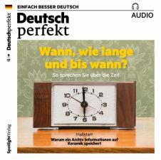 Deutsch-perfekt-App | Deutsch als Fremdsprache | Spotlight Verlag