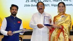 The 67th Indian National Awards took place on October 25 with festivity and fervour.