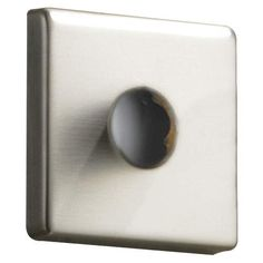 Delta RP46872 Square Metallic Shower Flange from the Arzo Collection