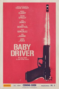 Rating: 8 out of 10 Cast: Ansel Elgort as Baby Kevin Spacey as Doc Lily James as Deborah Jon Bernthal as Griff Eiza Gonzalez as Darli. Baby Driver Trailer, Baby Driver Full Movie, Baby Driver Poster, Jon Bernthal, Ansel Elgort, Kevin Spacey, Lily James, Eiza Gonzalez, Jon Hamm