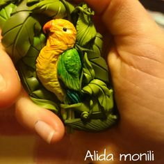 Jungle!   Alida monili_ Spring 2016  Polymer clay  By Giulia Allasio  Turin, italy