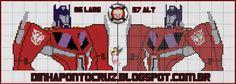 Salve a tabela de cores aqui: http://dinhapontocruz.blogspot.com.br/2014/06/transformers-rescue-bots-ponto-cruz_26.html