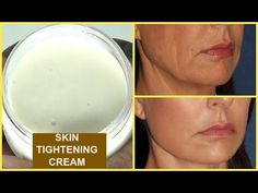 TRANSFORM YOUR SKIN, LOOK UP TO 20 YEARS YOUNGER, ANTI - AGING RICE FACE CREAM, TIGHTER FIRMER SKIN - YouTube Face Tightening, Skin Tightening Cream, Skin Firming, Tight Skin Face, Face Skin, Yogurt For Hair, Cream For Oily Skin, Tighter Skin, Homemade Skin Care