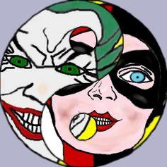 Joker and Harley - Jin Jang