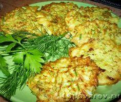 Простые оладьи из кабачков Meat, Chicken, Recipes, Food, Rezepte, Food Recipes, Meals, Recipies, Recipe