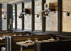 Robert Angell Design International / Tredwell's in London - Marcus Wareing