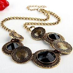 Vintage inspired necklace..  BoBB  x