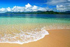 море Фиджи, занимает шестое место по площади