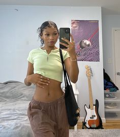 School Looks, Black Girls, Hot Girls, Black Girl Aesthetic, Cool Style, My Style, Beautiful Black Women, Fashion Killa, Aesthetic Clothes